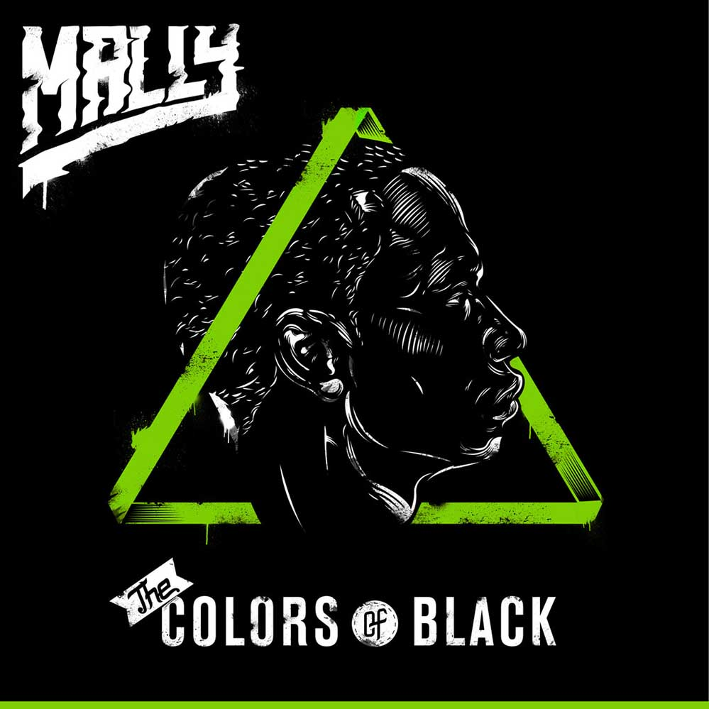The Colors of Black — MaLLy — UNDR RPBLC Daily