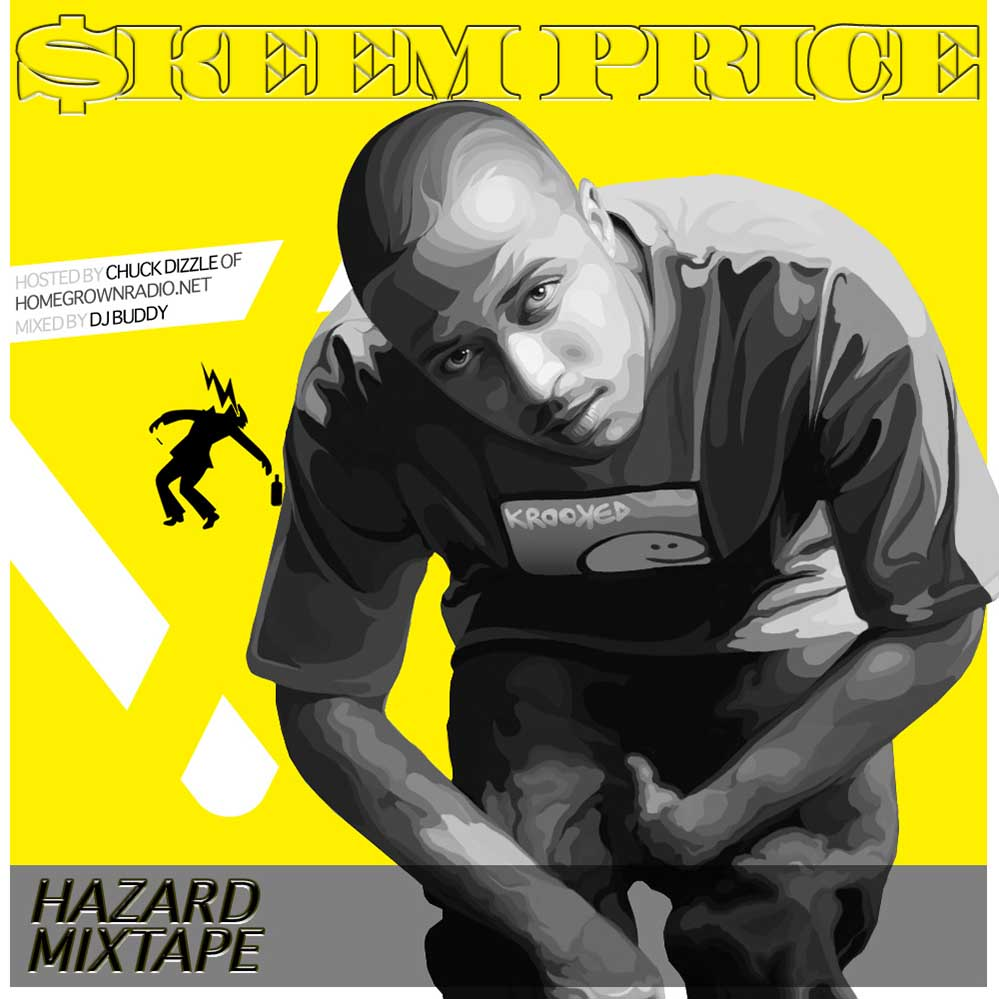 The Hazard Mixtape — Skeem Price — UNDR RPBLC Daily