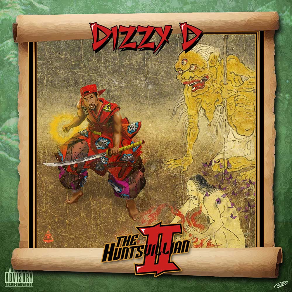 The Huntsvillian 2 — Dizzy D — UNDR RPBLC Daily